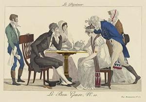 RW 1672 X350a Dining Le Bon Genre