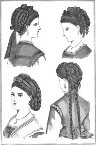 New Hairstyles for October, Author's Collection