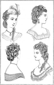New Hairstyles for May, Author's Collections
