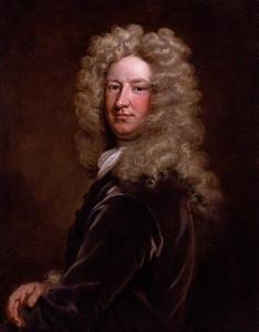 Sir Samuel Garth by Sir Godfrey Kneller, Courtesy of Wikipedia