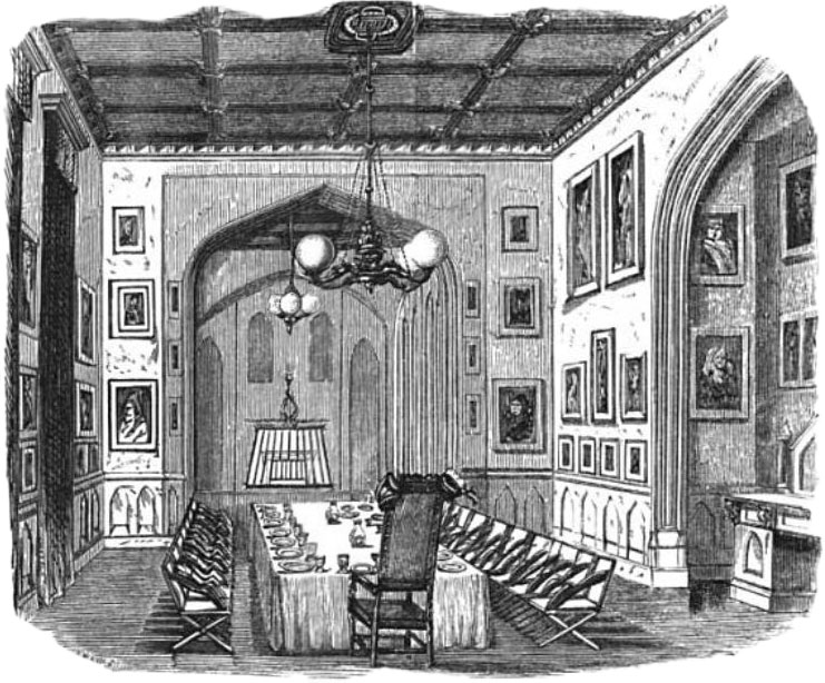 The Dining Room, Public Domain