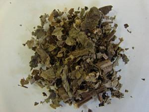 Dried Patchouli, Courtesy of Wikipedia