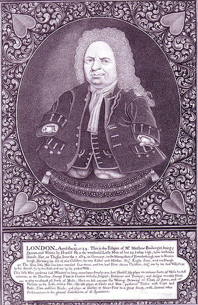 Buchinger's Self-Portrait, Courtesy of Wikipedia