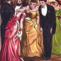 Courtship Etiquette for Gentlemen