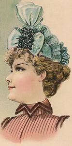 Ladies Toque, Author's Collection