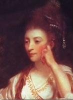 Samuel Johnson - Hester Thrale by Joshua Reynolds, Courtesy of Wikipedia