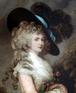 Georgiana Cavendish, Duchess of Devonshire, Courtesy of Wikipedia