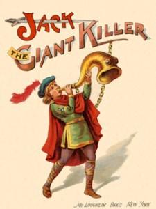"""""""French Giant"""" Louis Frenz: Jack the Giant Killer"""