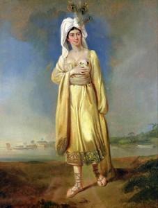Princess Caraboo, Public Domain