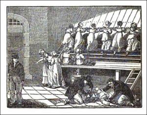 Treadmill for Punishment