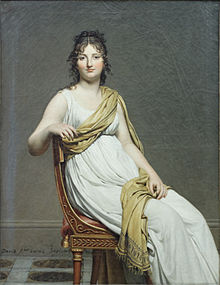 Madame Raymond de Verninac, Courtesy of Wikipedia