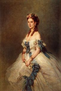 Alexandra of Denmark for who the Alexandra Limp was named for.