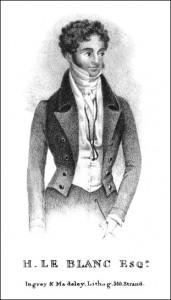 H. Le Blanc, Esq., Public Domain