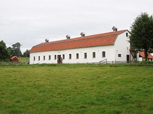 Stables Built in 1802, Courtesy of Wikipedia