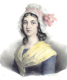 guillotine victim - Charlotte Corday