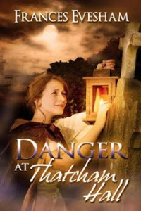 Danger at Thatcham Hall Cover