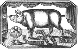The Learned Pig, Animal Tales of France