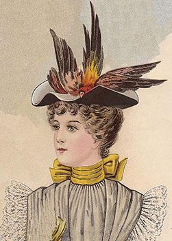 women's hats - the mercury