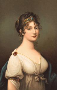 Queen Louise of Prussia Admired as the Most Beautiful Woman in Europe During the Georgian Era, Courtesy of Wikipedia