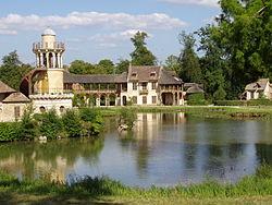 Marie Antoinette's Hameau de la Reine