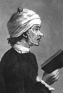 Théodore Gardelle by Samuel Ireland, Public Domain