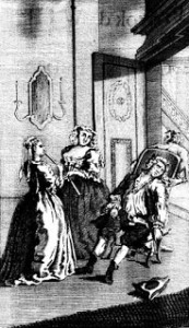 Scene From the Provok'd Wife, Public Domain