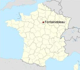 Fontainebleau Forest , Courtesy of Wikipedia