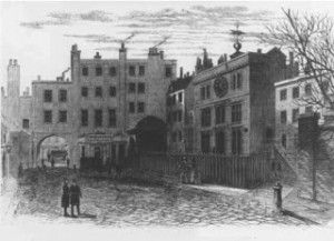 Old Scotland Yard, Courtesy of Wikipedia