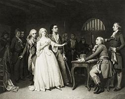 Princess Lamballe at Tribunal