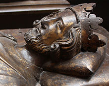 Effigy of Henry III, Courtesy of Wikipedia