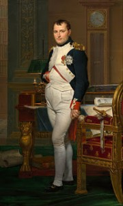 Napoleon at the Tuileries Study, Courtesy of Wikipedia