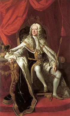 Wigs - George II