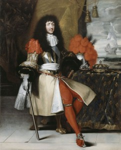 Louis XIV, Courtesy of Wikipedia