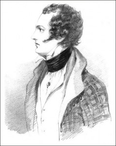 Lord Byron, Author's Collection