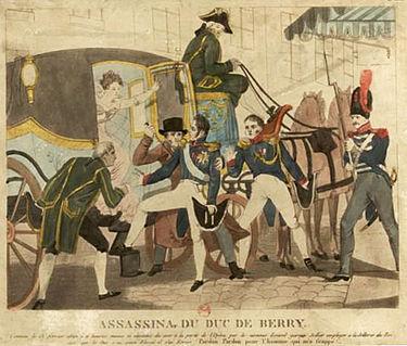 The Assassination of the Duke, Courtesy of Bibliothèque nationale de France