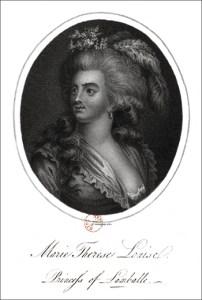 Princesse de Lamballe