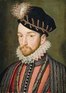 Charles IX of France, Courtesy of Wikipedia