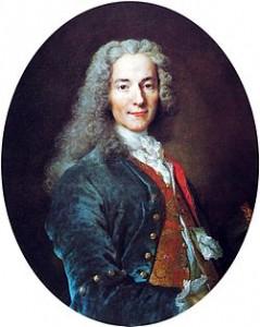 Voltaire, Courtesy of Wikipedia