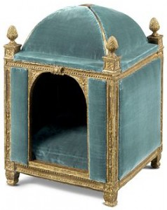 18th Century Kennel for Auction at Kraemer & Cie in 2008, Courtesy of Wall Street Journal