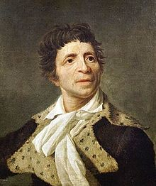 Jean-Paul Marat, Courtesy of Wikipedia