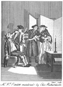 Elizabeth Richardson and Pilmott's Murder