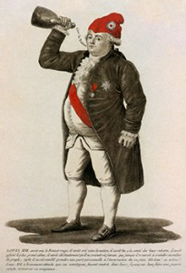 Louis Wears the Red Cap of Liberty, Courtesy of Wikipedia