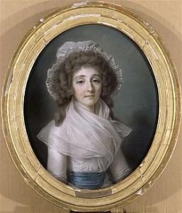 Marie Louise d'Esparbès de Lussan, Courtesy of Wikipedia