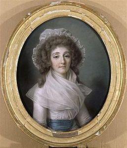 Count of Artois - Marie Louise d'Esparbès de Lussan, Courtesy of Wikipedia