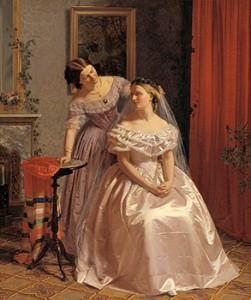Hints to Unmarried Ladies