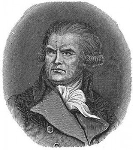 Georges Jacques Danton, Courtesy of Wikipedia
