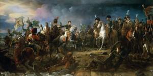 Napoleon at Austerlitz, Courtesy of Wikipedia