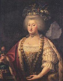 Marie Clotilde as Queen Consort of Sardinia, Courtesy of Wikipedia