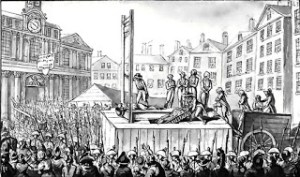 escape from the guillotine