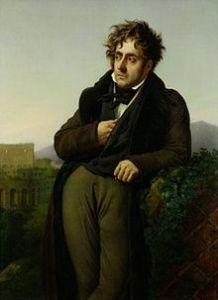 François-René de Chateaubriand, Courtesy of Wikipedia
